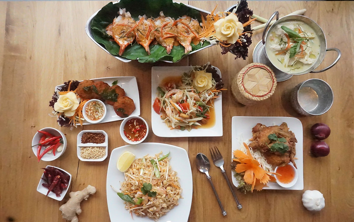 Boonnak Thai